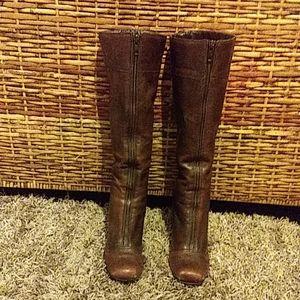 Gianni Bini Brown Boots